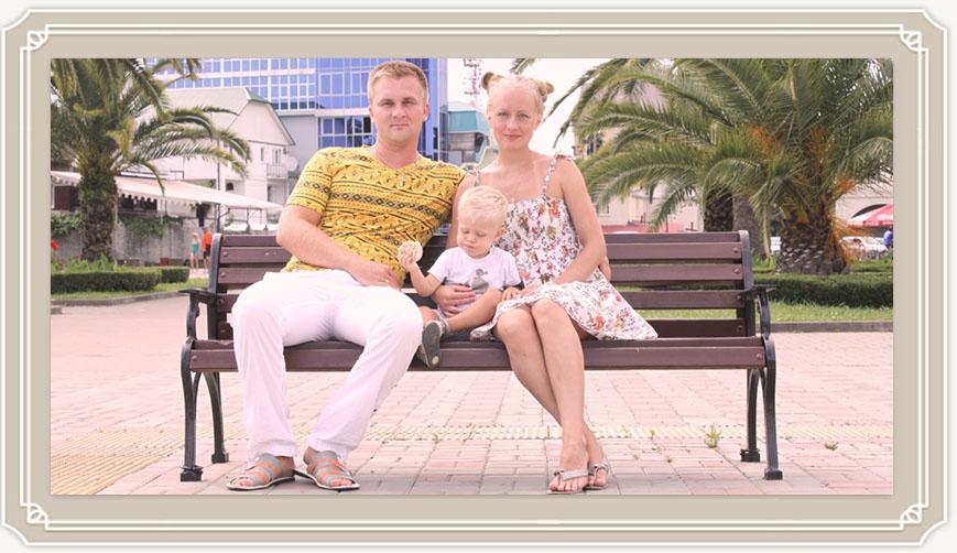Идеальный отдых в Сочи с маленьким ребенком