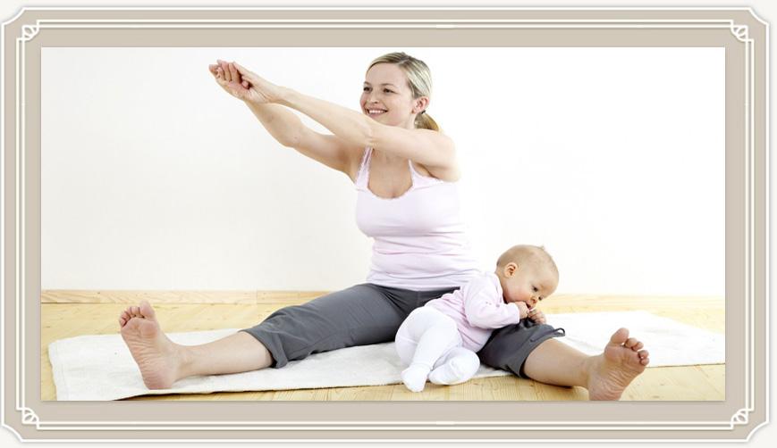 С чего начать супер-эффективное похудение сразу после родов?