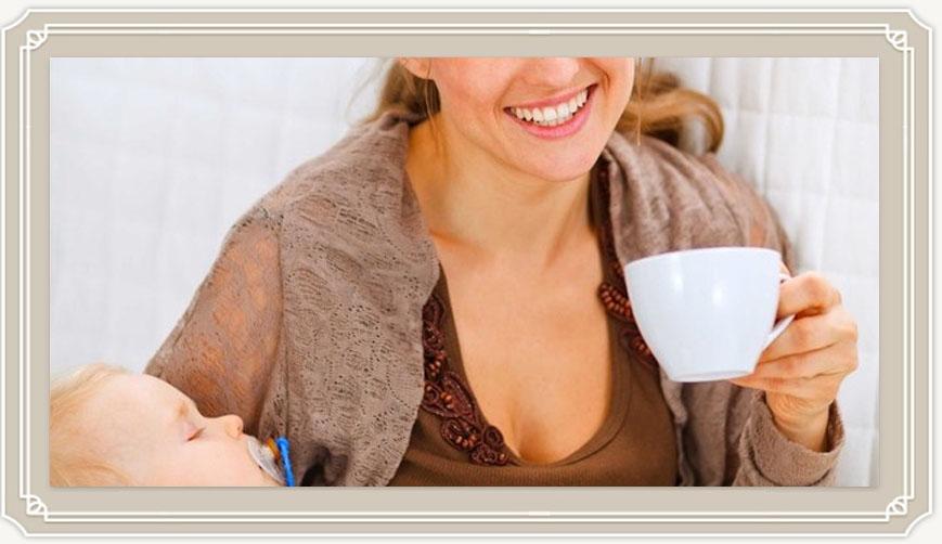 Можно ли пить кофе при грудном вскармливании?