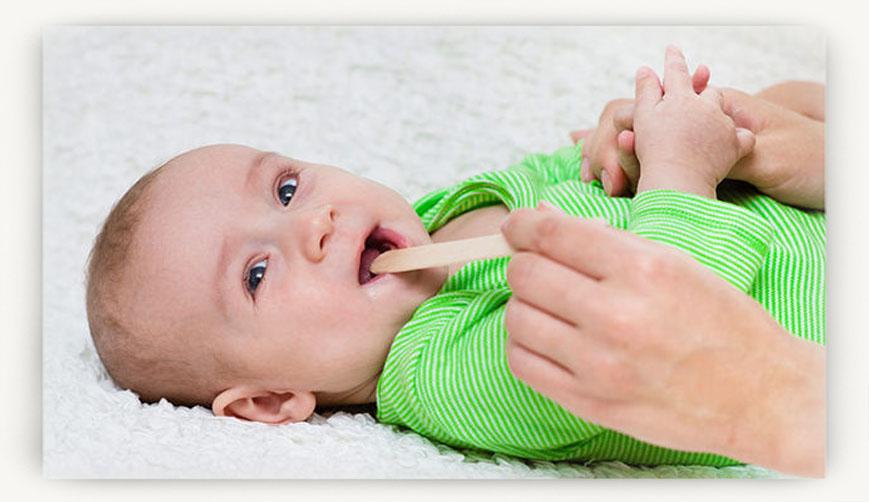 Как вылечить горло у ребенка 2 года чем лечить