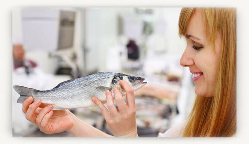 Ем рыбу во время беременности