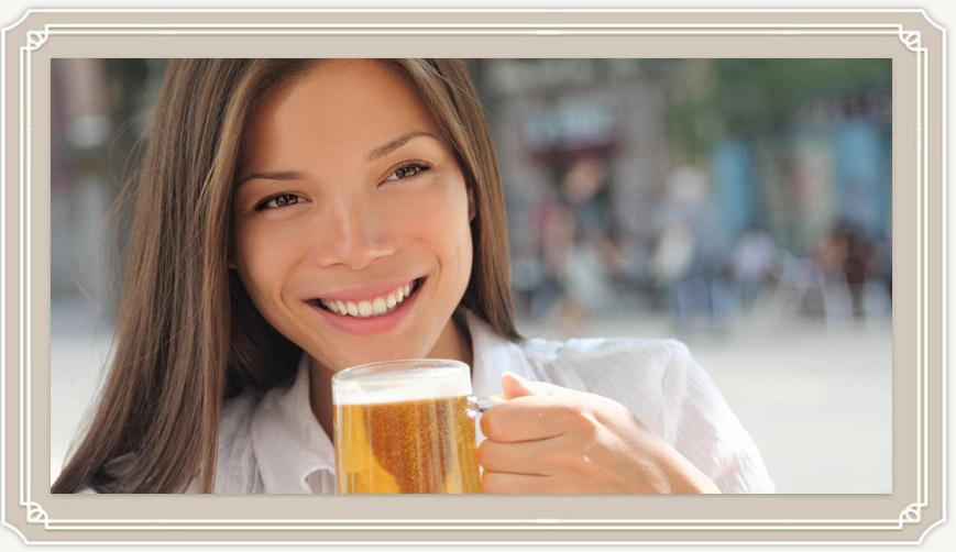 Можно ли пить пиво при грудном вскармливании, если очень хочется?