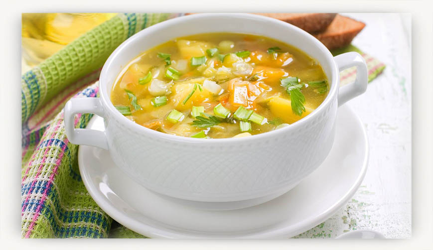 суп из фенхеля рецепты
