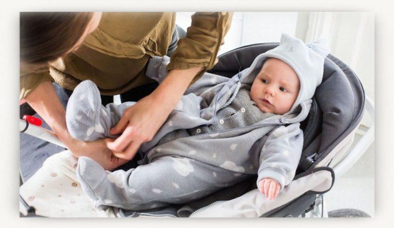 Фото как одевать новорожденного на улицу летом