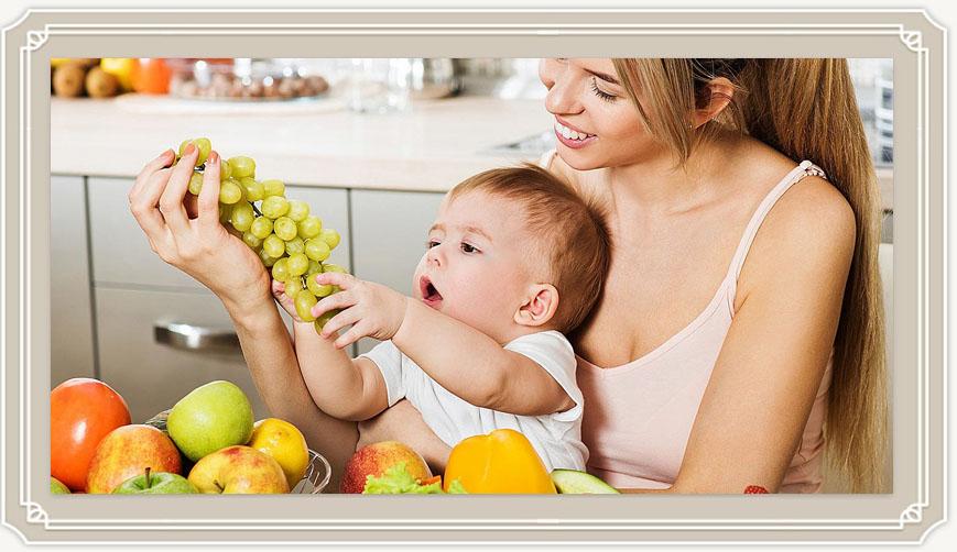 Какие фрукты можно при грудном вскармливании с первых дней, а какие позже?
