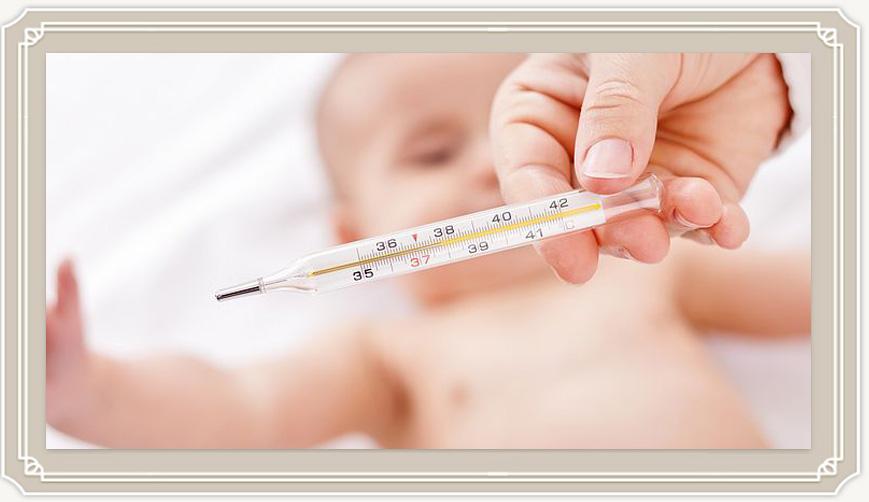Как быстро и эффективно сбить температуру у ребенка?
