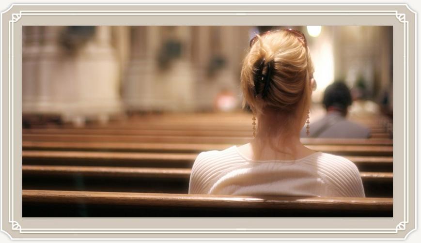 Можно ли беременным ходить в церковь и откуда суеверия