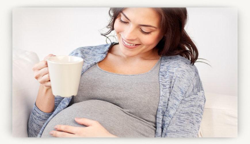 Почему беременным нельзя пить чай с мятой 94