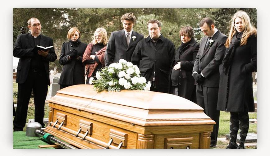 Когда можно после похорон на свадьбу