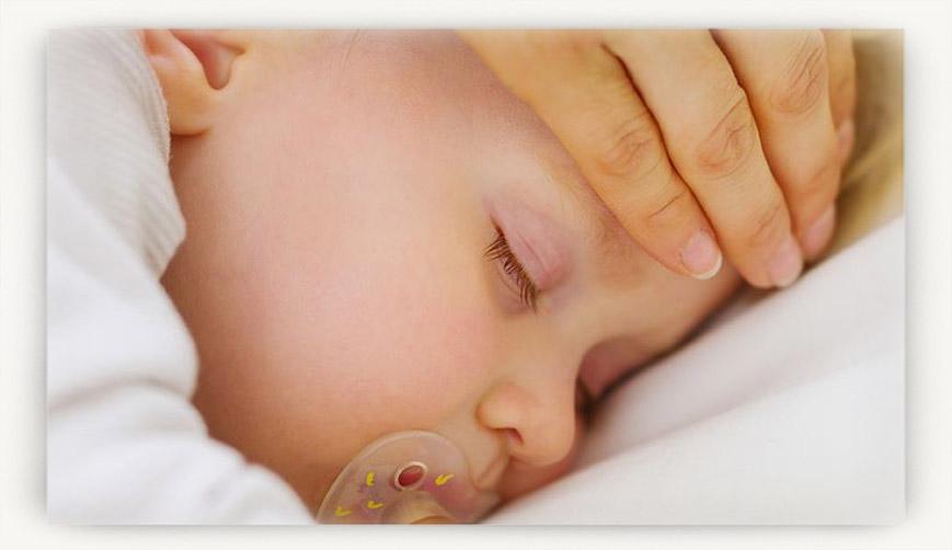 Свечи от простуды ребенку 4 месяца