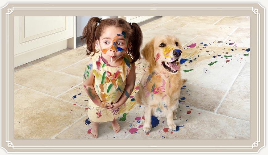 Породы собак для квартиры и детей: ищем верного друга для ребенка