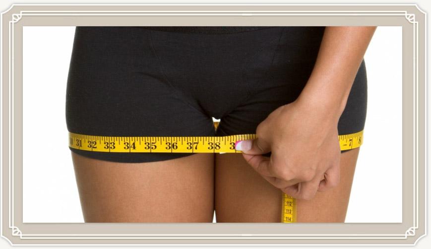 Все секреты похудения ног и бёдер в домашних условиях