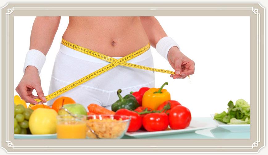 Уникальное меню на неделю для похудения с рецептами