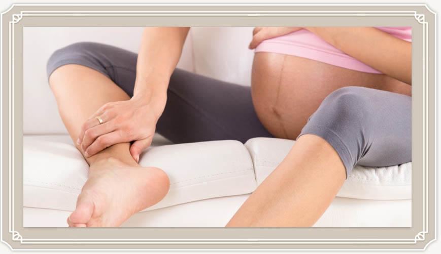 Как победить варикоз на ногах при беременности?