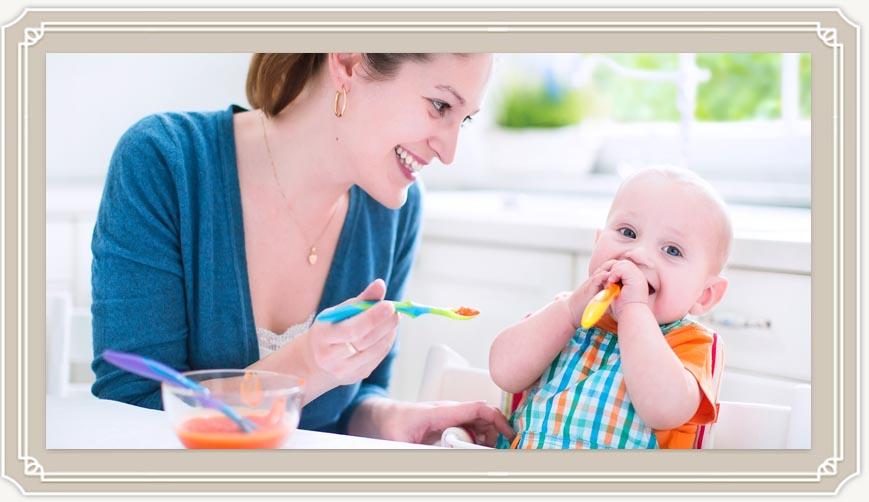 Как правильно вводить прикорм ребенку?