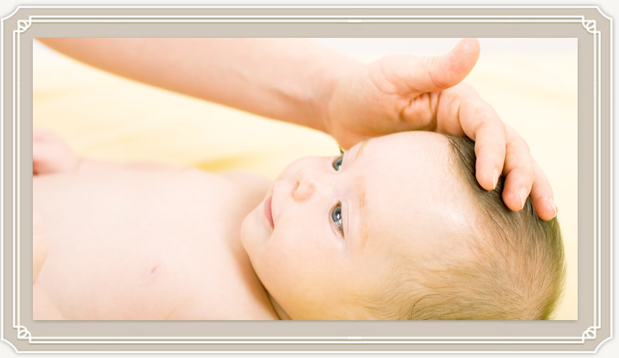 Зачем нужен и какой бывает родничок у новорожденных?