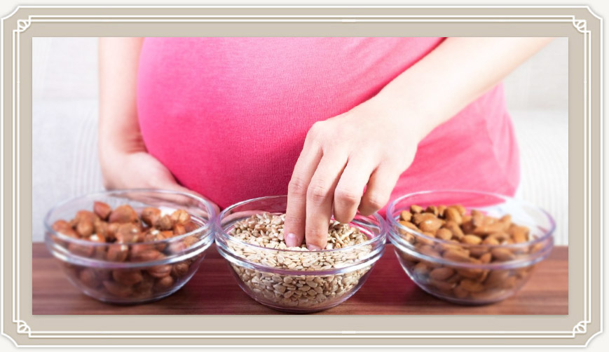 Можно ли беременным семечки жареные?