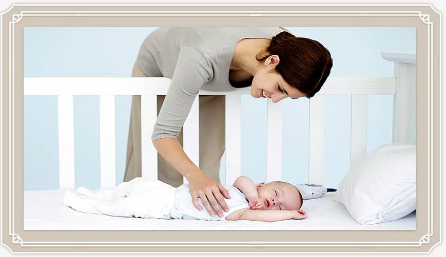 Как приучить ребенка засыпать самостоятельно в кроватке?