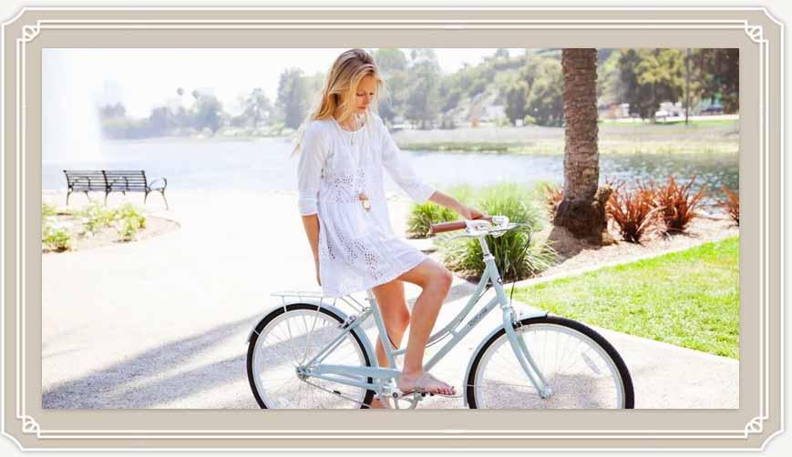 Можно ли беременным кататься на велосипеде?